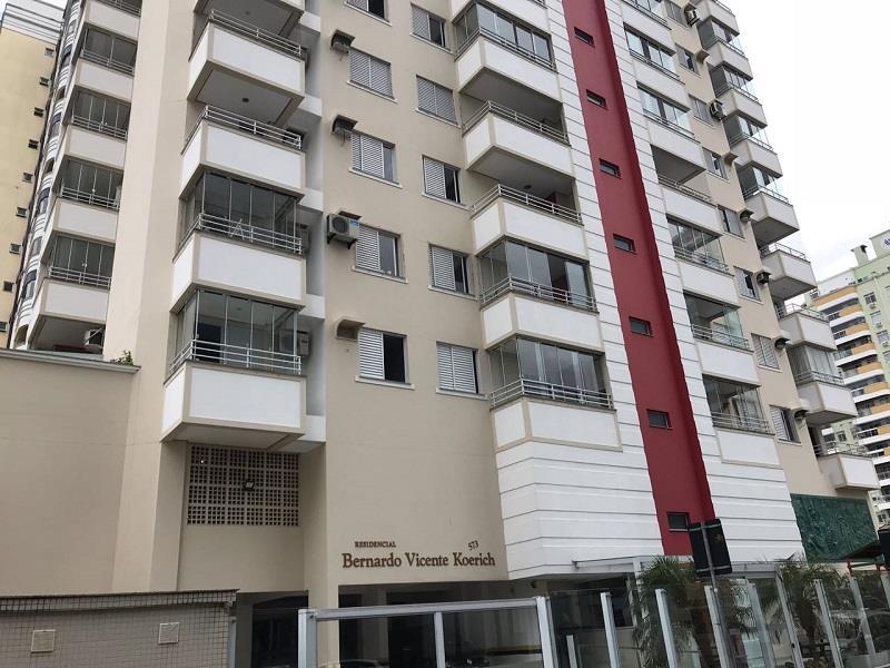 Apartamento - Código 944 a Venda no bairro Campinas na cidade de São José - Condomínio Residencial Bernardo Vicente Koerich