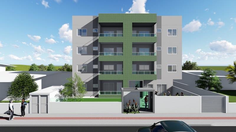 Apartamento - Código 956 a Venda no bairro Serraria na cidade de São José - Condomínio Residencial Évora