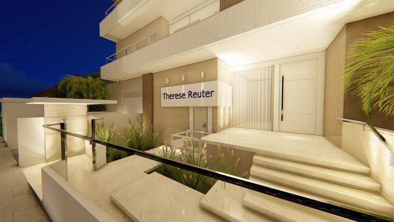 Cobertura - Código 967 a Venda no bairro Barreiros na cidade de São José - Condomínio Residencial Therese Reuter Residence
