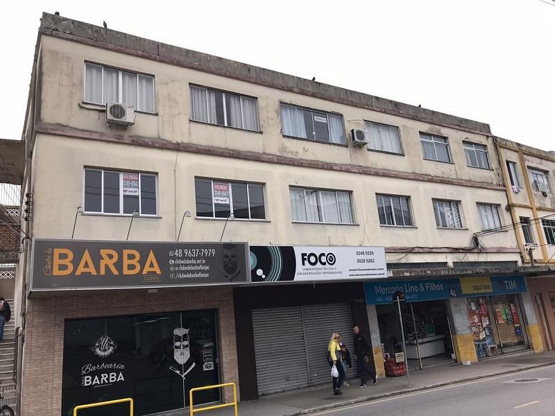 Apartamento - Código 974 a Venda no bairro Estreito na cidade de Florianópolis - Condomínio Condomínio Edifício Estreito
