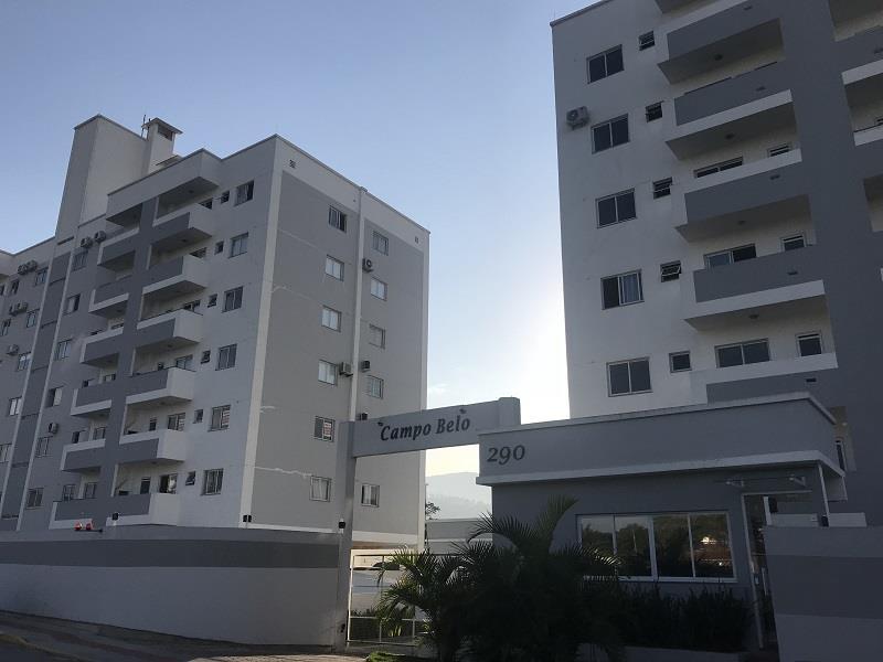 Apartamento - Código 976 a Venda no bairro Serraria na cidade de São José - Condomínio Residencial Campo Belo