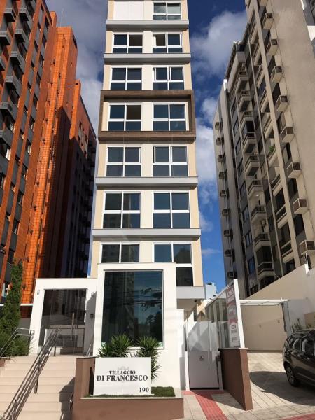 Apartamento - Código 977 a Venda no bairro Centro na cidade de Florianópolis - Condomínio Residencial Villaggio Di Francesco