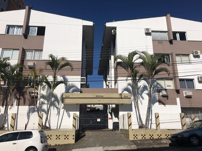 Apartamento - Código 981 a Venda no bairro Nossa Senhora do Rosário na cidade de São José - Condomínio Residencial Sevilha