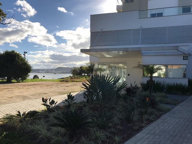 Apartamento - Código 983 a Venda no bairro Abraão na cidade de Florianópolis - Condomínio Residencial L´Ácqua Di Mare