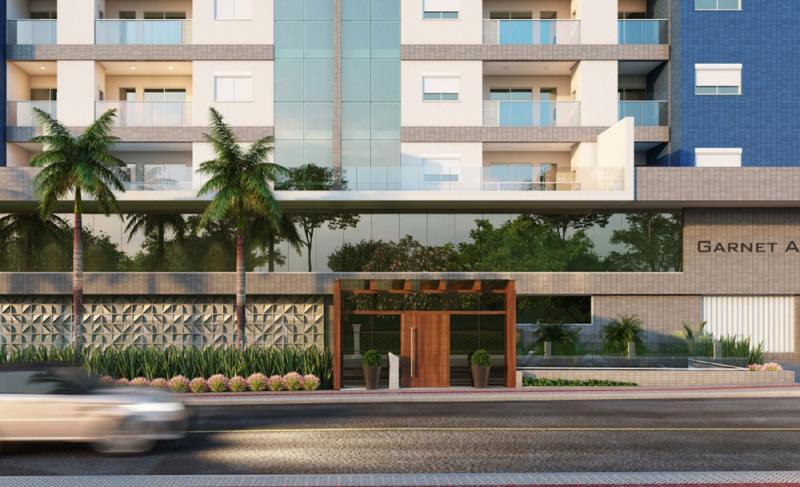 Apartamento - Código 1025 a Venda no bairro Campinas na cidade de São José - Condomínio Residencial Garnet Azul