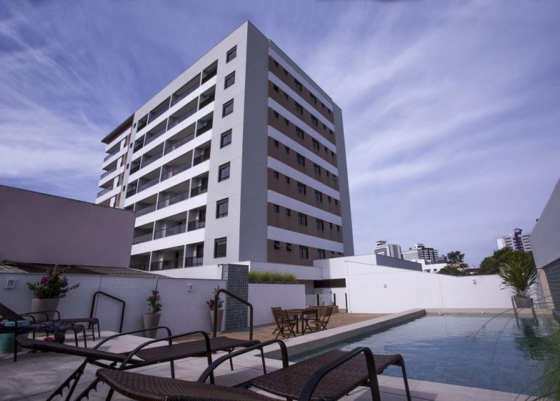 Apartamento - Código 1028 a Venda no bairro Balneário na cidade de Florianópolis - Condomínio Residencial Águas de Março