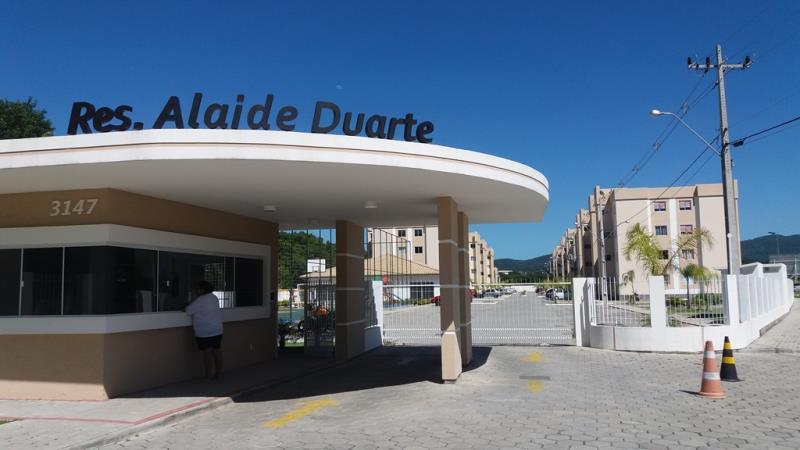 Apartamento - Código 1034 a Venda no bairro Forquilhas na cidade de São José - Condomínio Residencial Alaíde Duarte