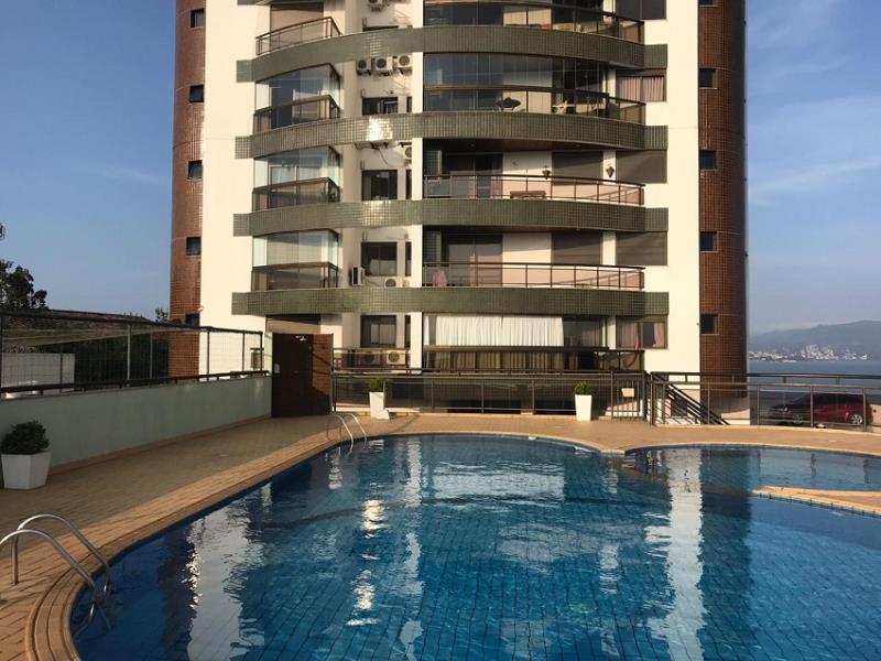 Apartamento - Código 1045 a Venda no bairro Coqueiros na cidade de Florianópolis - Condomínio Treviso