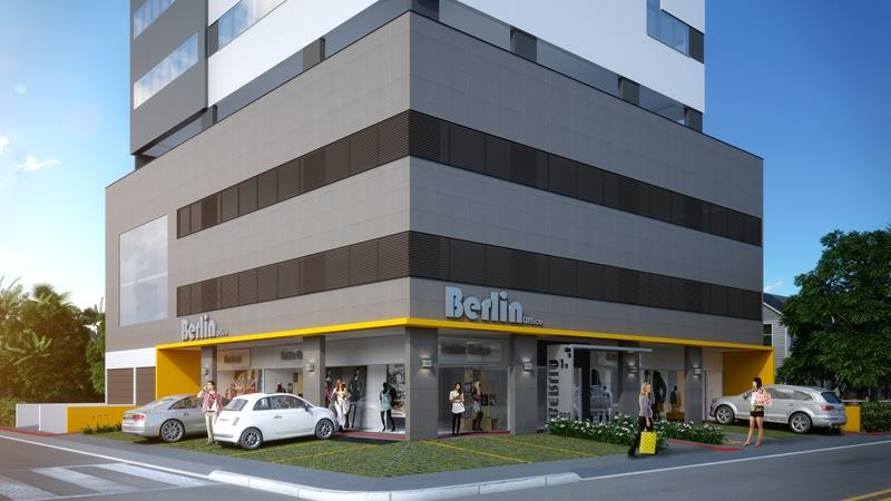 Sala - Código 1063 a Venda no bairro Campinas na cidade de São José - Condomínio Comercial Berlin