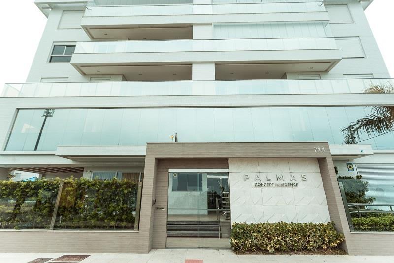 Apartamento - Código 1097 a Venda no bairro Centro na cidade de Governador Celso Ramos - Condomínio Palmas Concept Residence