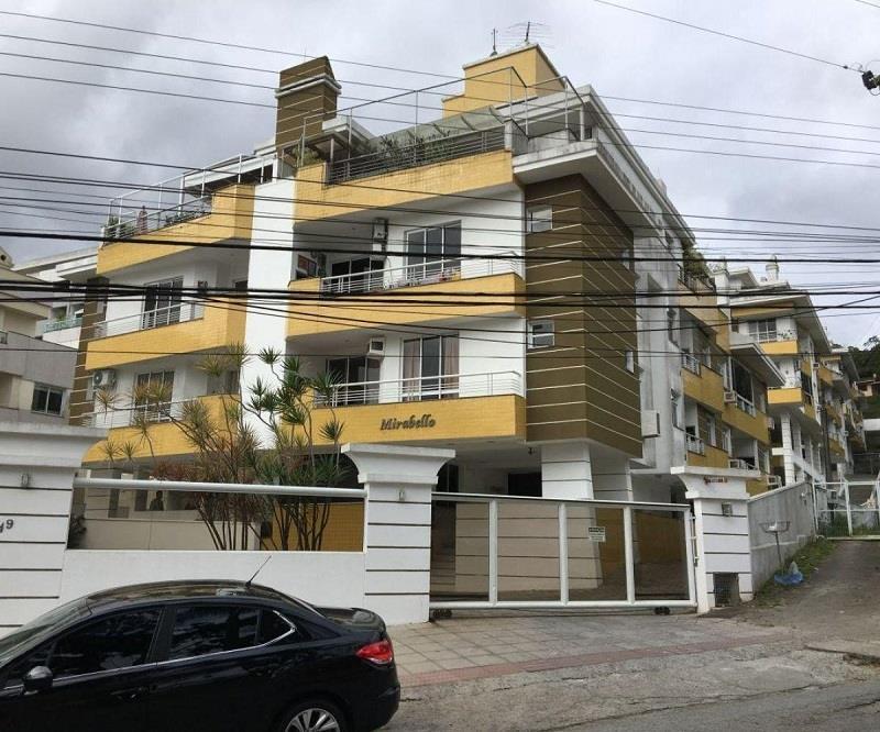 Apartamento - Código 1102 a Venda no bairro Itacorubi na cidade de Florianópolis - Condomínio Residencial Mirabello