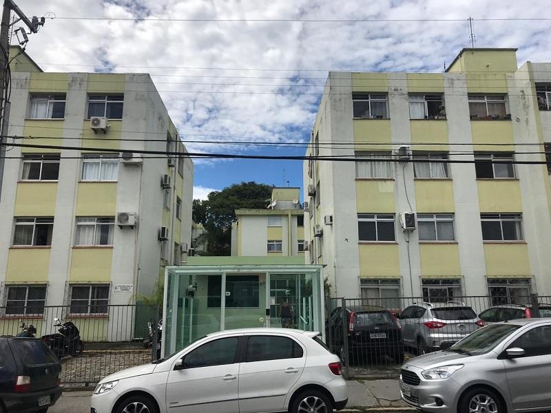 Apartamento - Código 1125 a Venda no bairro Canto na cidade de Florianópolis - Condomínio Condomínio Barriga Verde