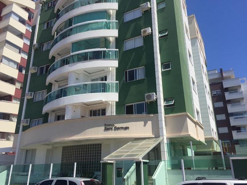 Apartamento - Código 27 a Venda no bairro Barreiros na cidade de São José - Condomínio Saint Germain
