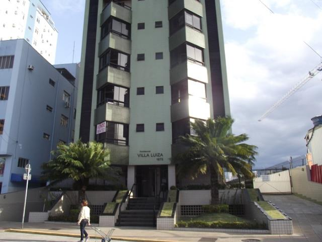 Apartamento - Código 237 a Venda no bairro Balneário na cidade de Florianópolis - Condomínio Villa Luiza