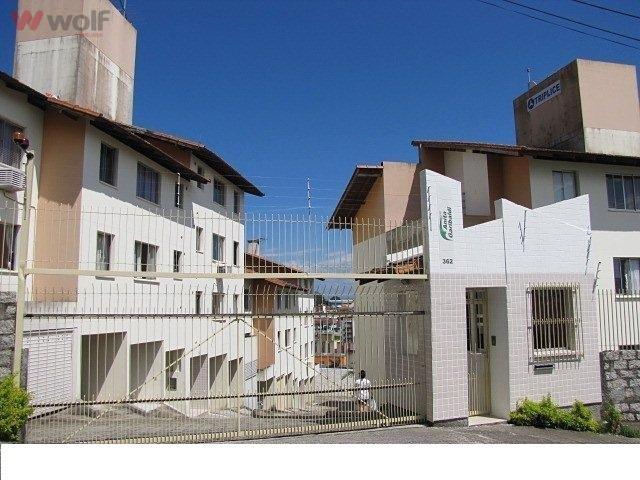 Apartamento - Código 372 a Venda no bairro Capoeiras na cidade de Florianópolis - Condomínio ANITA GARIBALDI