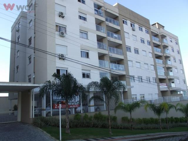 Apartamento - Código 221 a Venda no bairro Praia Comprida na cidade de São José - Condomínio RESIDENCIAL CENNARIO