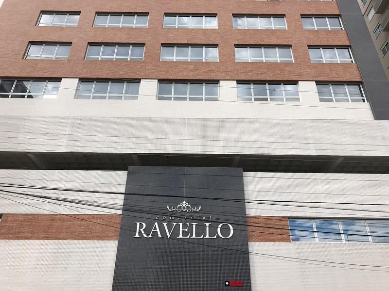 Sala - Código 949 a Venda no bairro Passa Vinte na cidade de Palhoça - Condomínio Ravello