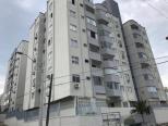 Apartamento - Código 1087 Locação no bairro Barreiros na cidade de São José - Condomínio Madre Paulina