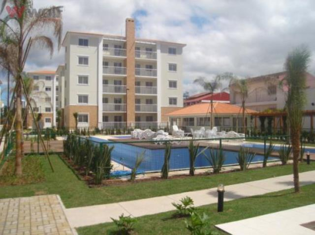 Apartamento - Código 1099 a Venda no bairro Capoeiras na cidade de Florianópolis - Condomínio Rossi Up Life