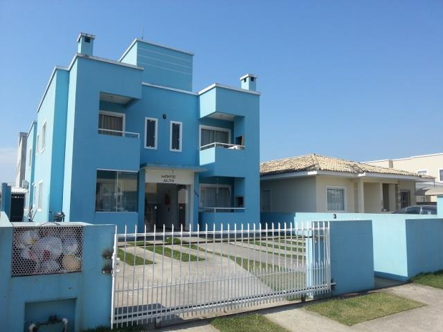 Apartamento - Código 223 a Locação no bairro Barra do Aririú na cidade de Palhoça - Condomínio Monte