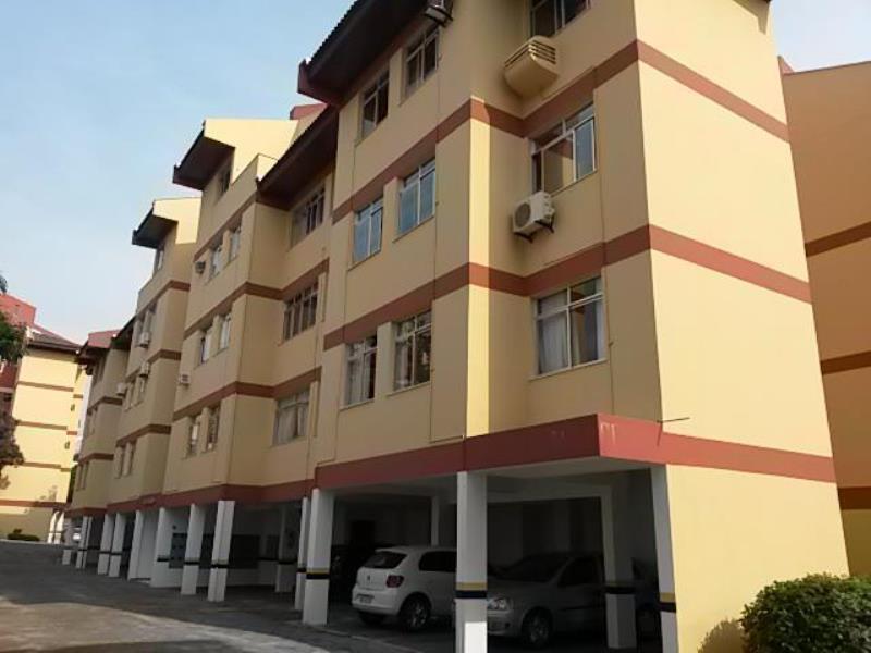 Apartamento - Código 869 a Venda no bairro Capoeiras na cidade de Florianópolis - Condomínio Residencial Os Poetas