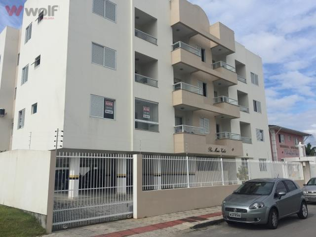 Apartamento - Código 238 a Locação no bairro Sertão do Maruim na cidade de São José - Condomínio Mario Zabot