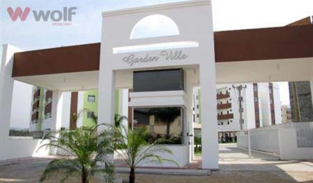 Apartamento - Código 848 a Venda no bairro Forquilhas na cidade de São José - Condomínio Garden Ville