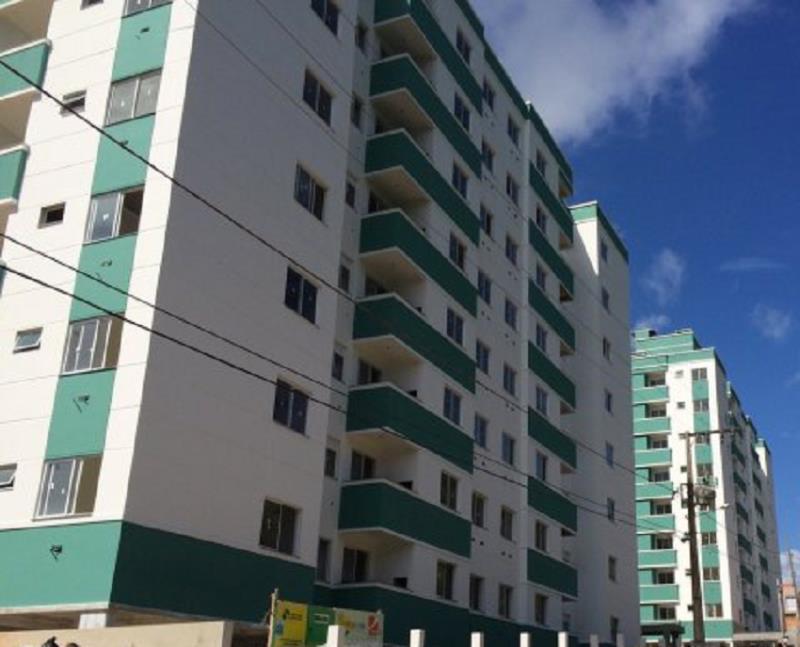 Apartamento - Código 1072 a Venda no bairro Areias na cidade de São José - Condomínio Ilhas do Caribe