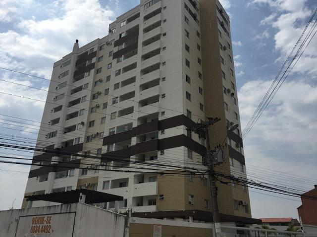 Apartamento - Código 975 a Venda no bairro Barreiros na cidade de São José - Condomínio Golden Tower Residence
