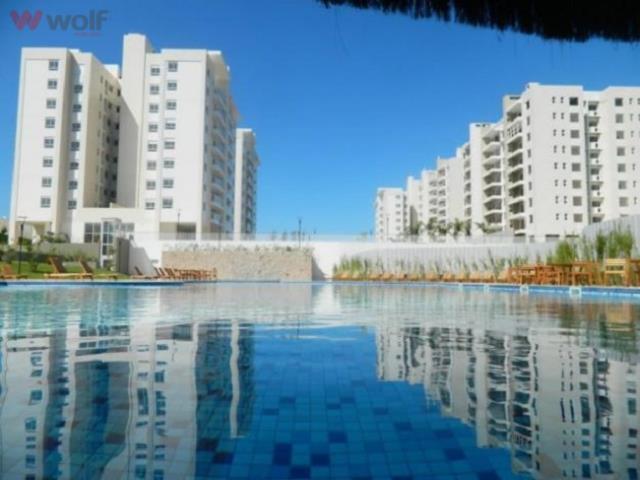 Apartamento - Código 1022 a Venda no bairro Serraria na cidade de São José - Condomínio Mirante 4 Estações