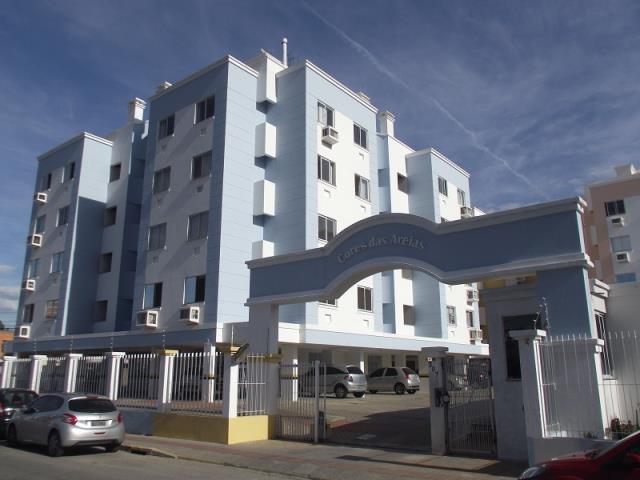 Apartamento - Código 836 a Venda no bairro Areias na cidade de São José - Condomínio Residencial Cores das Areias