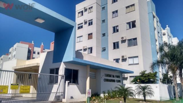 Apartamento - Código 852 a Venda no bairro Ponte do Imaruim na cidade de Palhoça - Condomínio Residencial Parque da Ponte Club