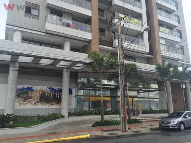Apartamento - Código 875 a Venda no bairro Balneário na cidade de Florianópolis - Condomínio Allure Residence Club