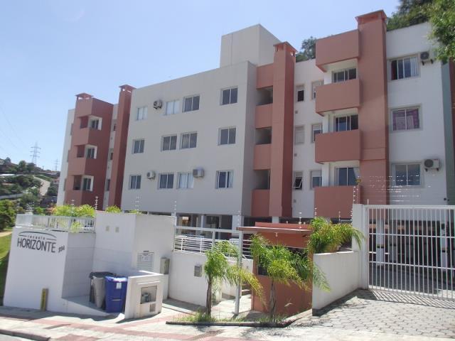 Apartamento - Código 383 a Locação no bairro Forquilhinhas na cidade de São José - Condomínio RECANTO DO HORIZONTE