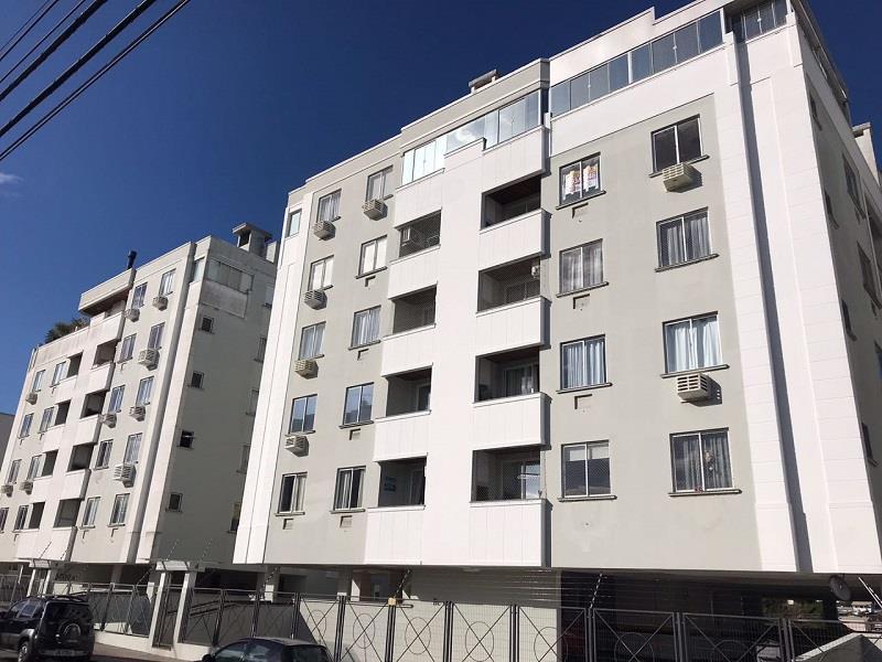 Cobertura - Código 986 a Venda no bairro Capoeiras na cidade de Florianópolis - Condomínio Residencial Dona Ivone