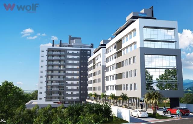 Apartamento - Código 534 a Venda no bairro Roçado na cidade de São José - Condomínio Life Business Residence