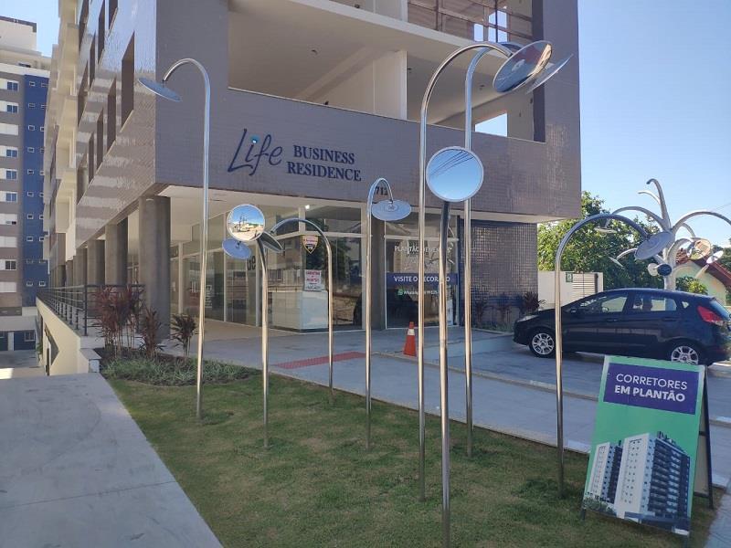 Apartamento - Código 526 a Venda no bairro Roçado na cidade de São José - Condomínio Life Business Residence