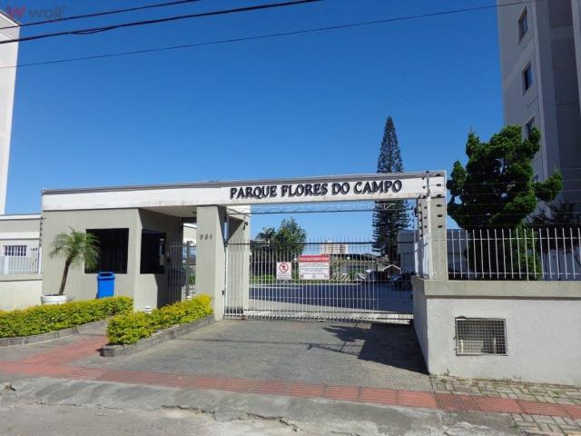 Apartamento - Código 845 a Venda no bairro Ipiranga na cidade de São José - Condomínio Residencial Parque Flores do Campo