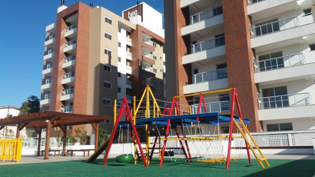 Apartamento - Código 861 a Locação no bairro Estreito na cidade de Florianópolis - Condomínio Maximus Residence Club