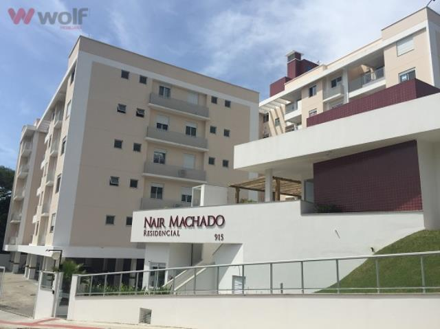 Apartamento - Código 854 a Venda no bairro Centro na cidade de São José - Condomínio Residencial Nair Machado