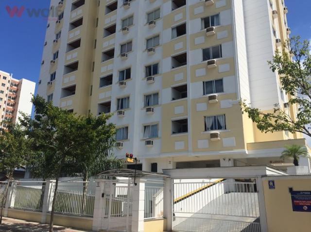 Apartamento - Código 590 a Venda no bairro Barreiros na cidade de São José - Condomínio Residencial Lá Felicitá