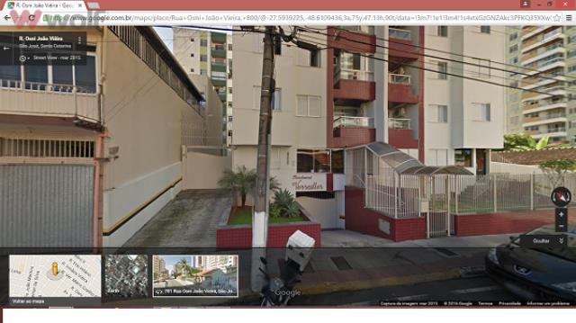 Apartamento - Código 610 a Venda no bairro Campinas na cidade de São José - Condomínio Residencial Versallies