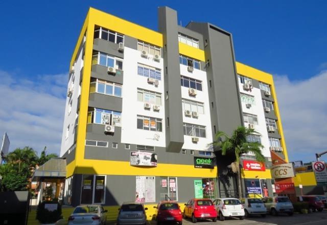Sala - Código 446 Aluguel Anual CENTRO COMERCIAL E SERVIÇ no bairro Estreito na cidade de Florianópolis