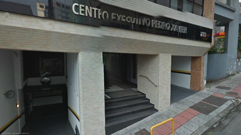 Sala - Código 839 Venda CENTRO E. PEDRO XAVIER no bairro Centro na cidade de Florianópolis