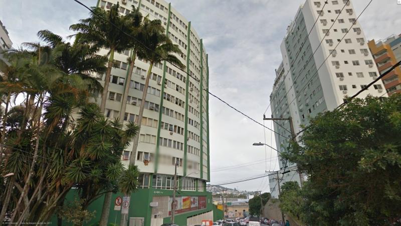 Apartamento - Código 1000 Aluguel Anual PEDRO I no bairro Centro na cidade de Florianópolis