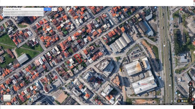 Terreno - Código 1136 Venda  no bairro Barreiros na cidade de São José