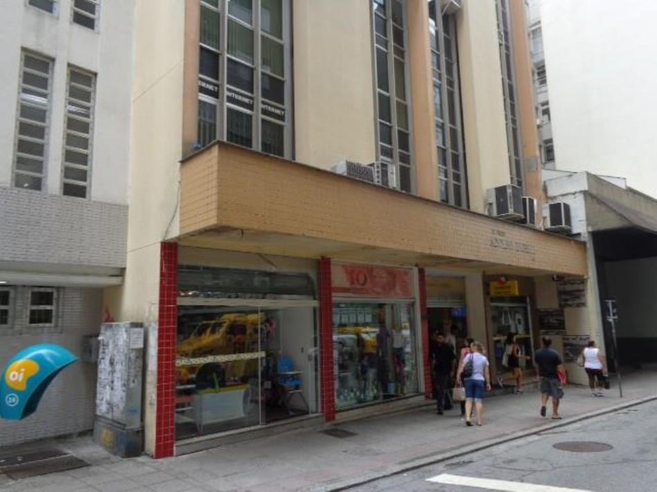 Sala - Código 1144 Aluguel Anual e Venda ADOLFO ZIGUELLI no bairro Centro na cidade de Florianópolis