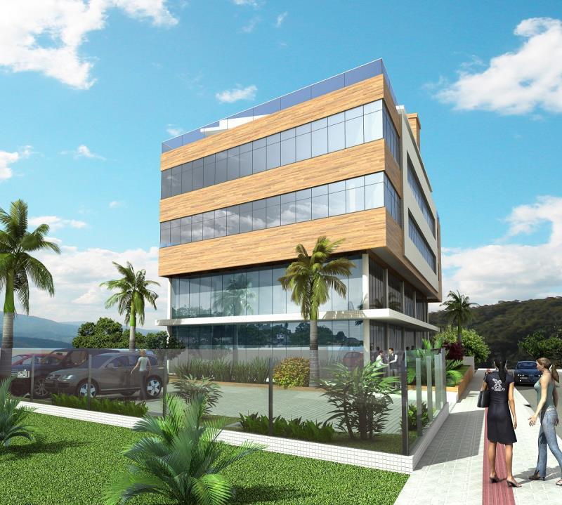 Prédio - Código 1371 Venda ALFAMA OFFICE CENTER no bairro João Paulo na cidade de Florianópolis