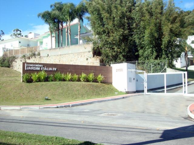 Terreno - Código 1425 Venda Cond. Horizontal Jardim Itália IV no bairro Córrego Grande na cidade de Florianópolis