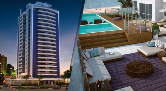 Apartamento - Código 500 a Venda no bairro Estreito na cidade de Florianópolis - Condomínio hamilton araújo top residence